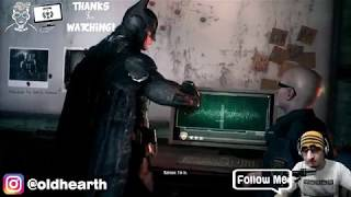 MELANJUTKAN SISKAMLING DI KOTA GOTHAM - Batman: Arkham Knight