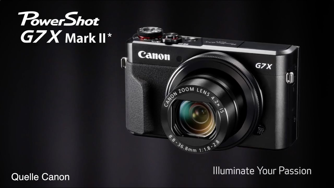 Canon G7x Mark Ii Vs Iphone 7 Plus