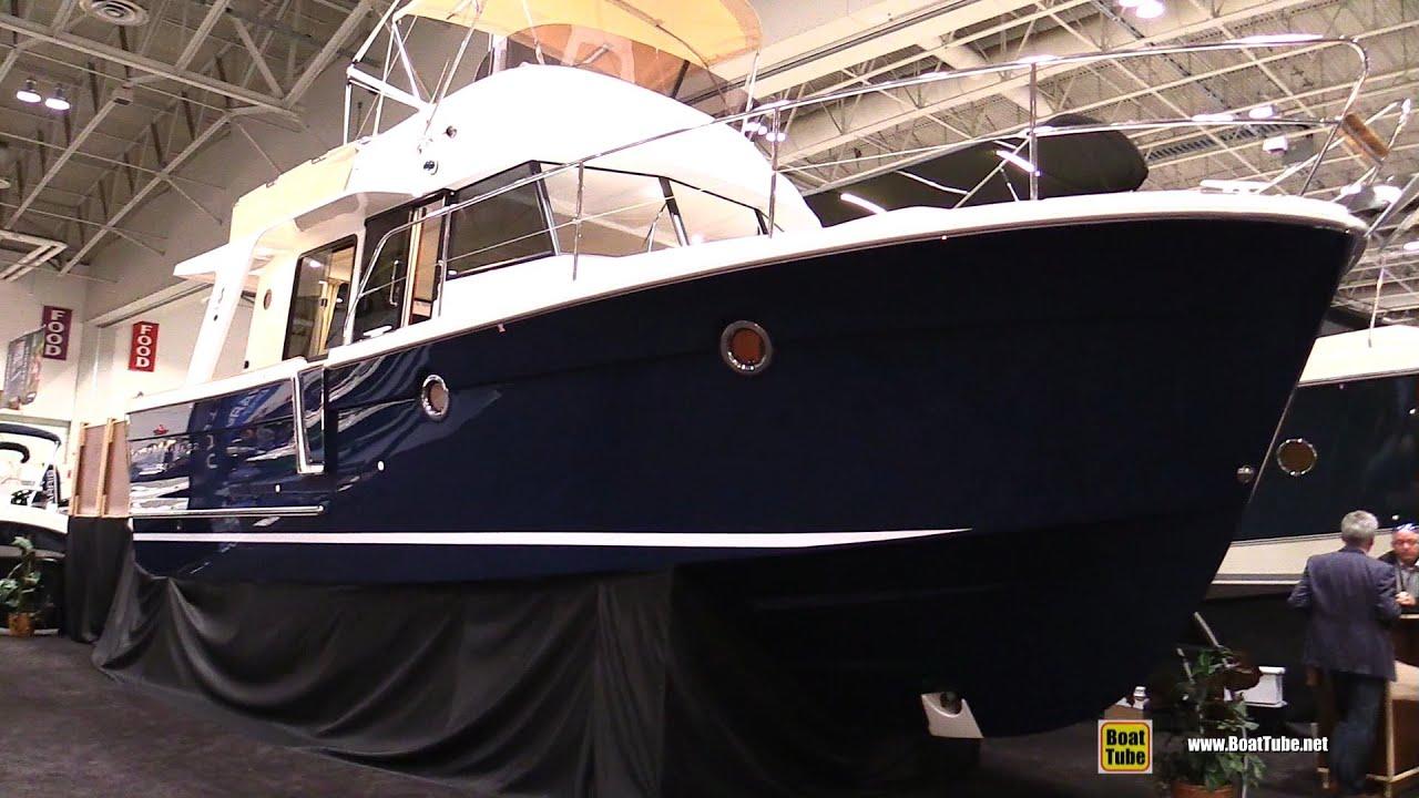 2016 beneteau swift trawler 34 walkaround 2016 toronto boat 2016 beneteau swift trawler 34 walkaround 2016 toronto boat show youtube