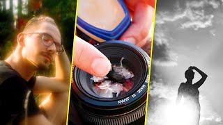 DIY Soft Focus Filter: Vaseline on the Lens Photography Effect screenshot 1