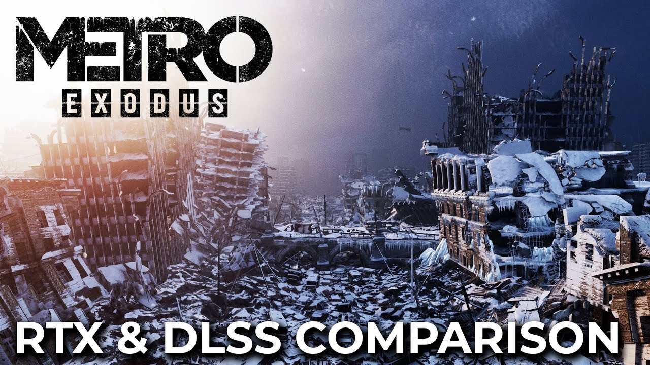 Metro Exodus – 4K RTX & DLSS Analysis Frame Rate Test & Graphics Comparison [sponsored]