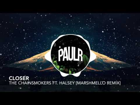 Closer - The Chainsmokers Ft Halsey (Marshmello Remix)