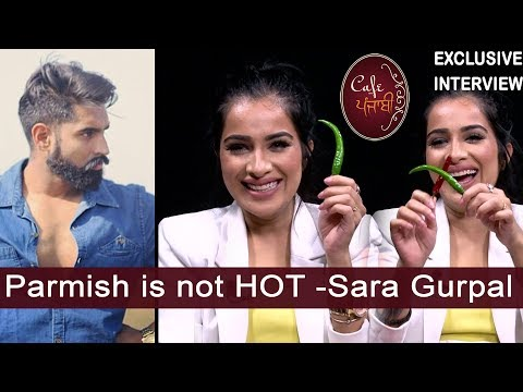 Sara Gurpal | Exclusive Interview | Cafe Punjabi | Channel Punjabi