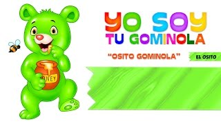 osito gominola en español karaoke YouTube -musica infantil para fiestas, cancion infantil, Party mix