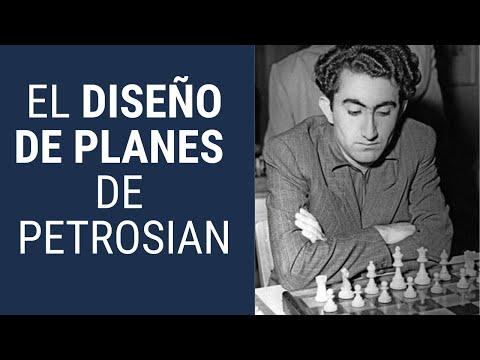 El diseño de planes de Petrosian: el niño huérfano que barría las calles.