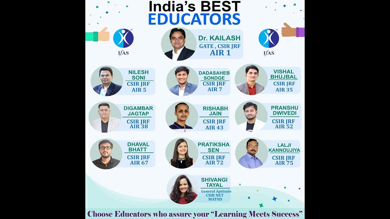 IFAS - Online Class : Batch 11 July (Best Online Classes in India)