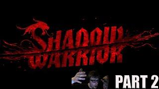 Shadow Warrior Part 2 HD Xbox One Walkthrough