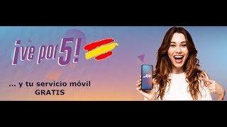 Joi Mobile España Móvil Gratis