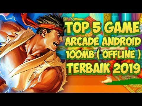 Top 5 Game Arcade Offline Terbaik Di Bawah 100MB Android 2019 Seru Banget - 동영상