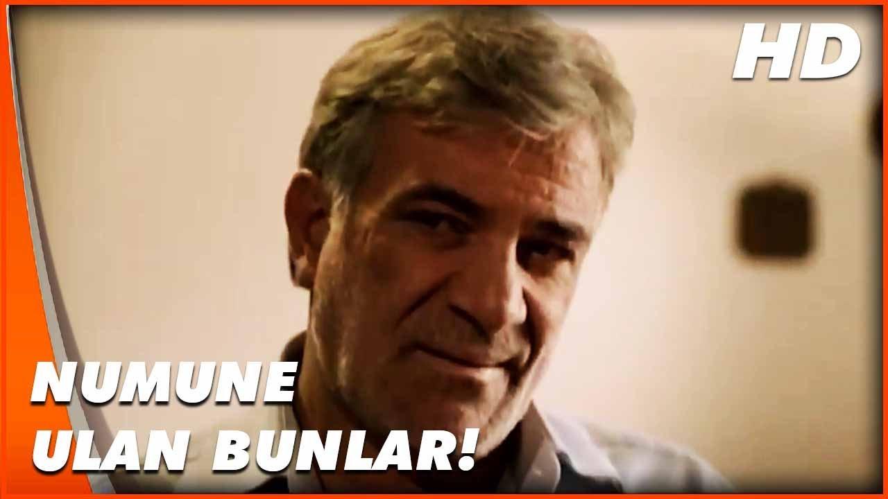 Kanunsuzlar | İso ile Cengo, Başçavuşun Evine Gidiyor | Türk Komedi Filmi