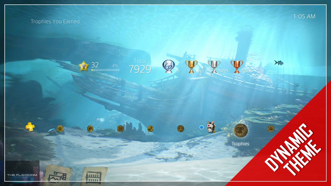 Best Ps4 Themes To Transform Your Console Into A Thing Of Beauty