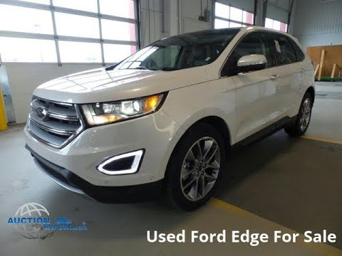 used ford edge for sale in usa worldwide shipping youtube. Black Bedroom Furniture Sets. Home Design Ideas