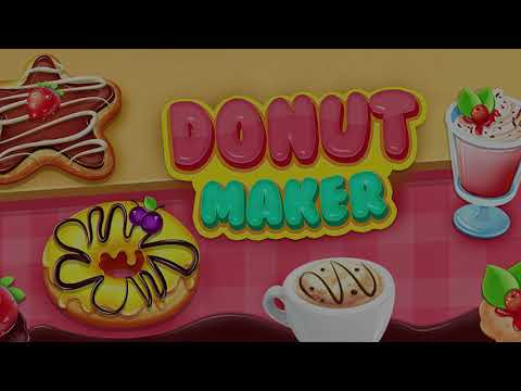 sweet-donut-maker-bakery:-time-management-game