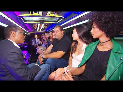 Honey German - What It Was Like for 17 People Inside NY Limo