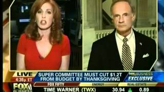 Senator Tom Carper on FOX Business