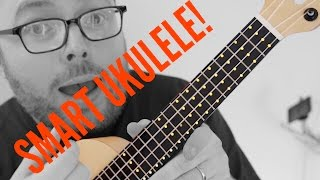 Primeiro SMART UKULELE do mundo! (UNBOXING THE POPUL!)