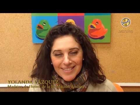 FUNDACION ANDREA   Yolanda Vázquez
