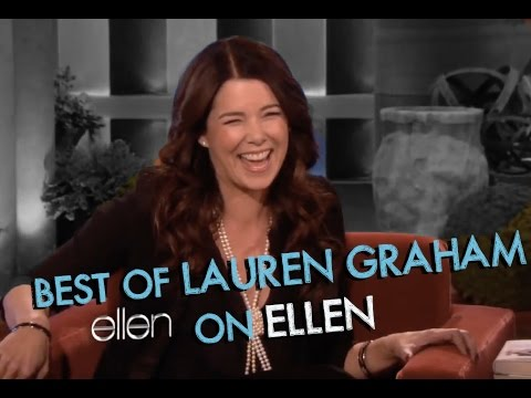 BEST OF LAUREN GRAHAM ON ELLEN