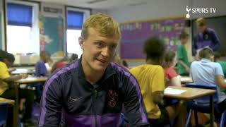 INTERVIEW | OLIVER SKIPP | How a young footballer balances football and education