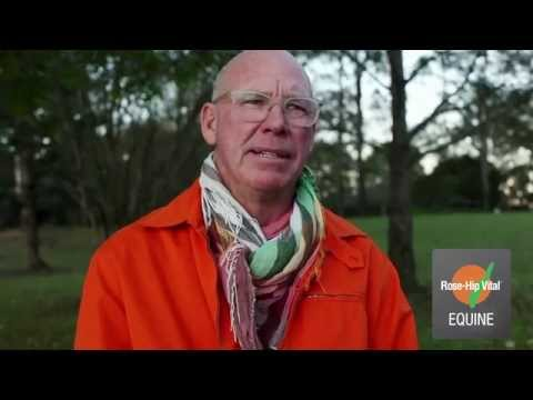 Roger Fitzhardinge talks about his experience with Rose-Hip Vital®