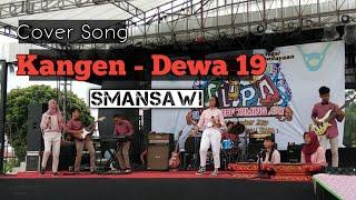 Kangen - Dewa 19 ( Slawi Perfoming Art 2019 ) Cover song SMA N 1 Slawi