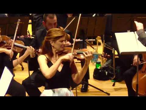 Beethoven Violin Concerto - Monique Mead (ESO)