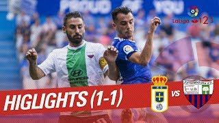 Resumen de Real Oviedo vs Extremadura UD (1-1)