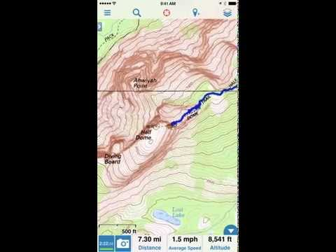 Gaia GPS - App Store Preview (iPhone)