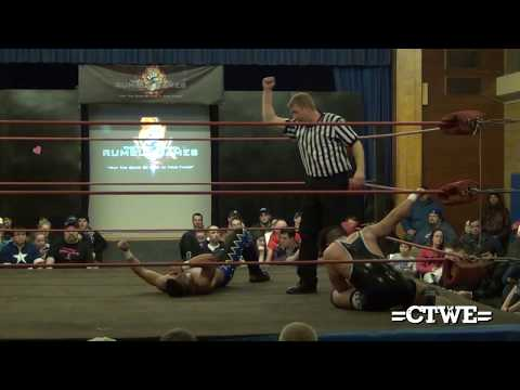 CTWE First Annual Rumble Games: Number Picking, PLUS Frankie Arion VS. Bandido Jr.