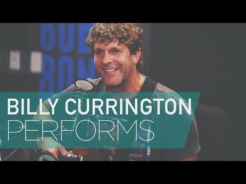 "Billy Currington Performs ""It Don't Hurt Like It Used To"""