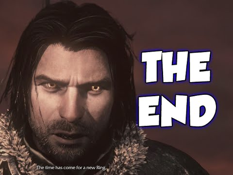 MIDDLE-EARTH: SHADOW OF MORDOR - PART 24 - THE ENDING (GAMEPLAY WALKTHROUGH)