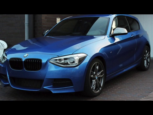 BMW M135i Bastuck ESD, Bastuck MSD Ersatz, Richter 4 DP mit 200cpi