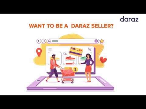 How To Create Daraz Seller Account | কিভাবে হবেন দারাজের সেলার? Open Store on Daraz | Updated 2020