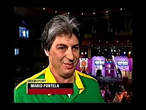 Interview with Diogo Portela's Father - 2004 BDO Winmau World Masters
