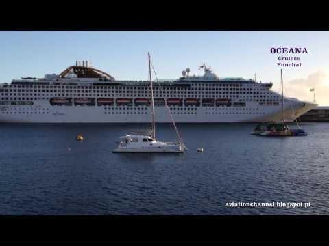 OCEANA P&O Cruises in Funchal
