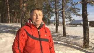 видео Зимний отдых в Башкортостане