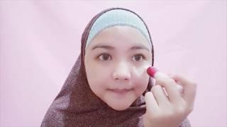 Tutorial MakeUp Simple | Baru Belajar !!!