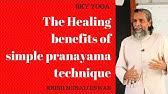 BENEFITS OF PRANAYAMA - YouTube