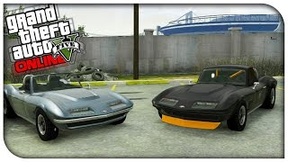 GTA 5 Online -