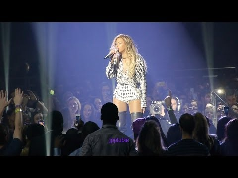 Beyonce - singing Heaven [Full HD]  at Mrs Carter - O2 England 2 March 2014