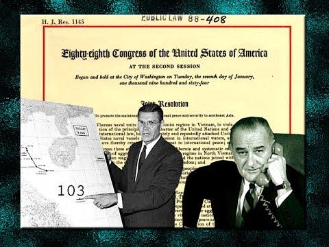 LBJ and Secretary McNamara: Gulf of Tonkin Tapes