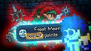 Frost Moon 100,000 Point ได้อะไรบ้าง? | Terraria 1.3 Mobile