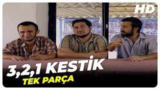 Üç, İki, Bir... Kestik! (2014 - HD)  | Türk Filmi