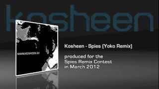 Kosheen - Spies (Yoko Remix)