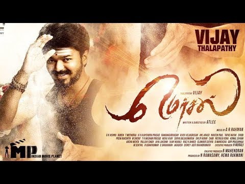 Mersal |Vijay 61 |Official Trailer | Vijay _ Rajeev _ Atlee Kumar _|Samantha Kajal Fan Made