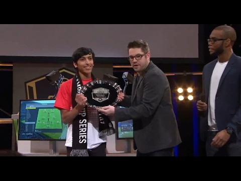 Abdulaziz Alshehri x Khalid Aloufi - FIFA 17 - Ultimate Team Championship Series - Sydney - Final #2