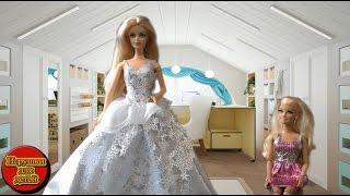 Куклы Барби Жизнь в доме мечты, Челси и Свадебное платье Barbie Life in the Dream House