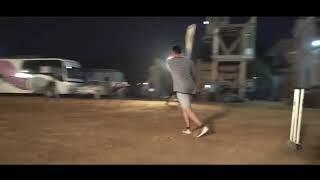salman khan playing cricket on bharat film set
