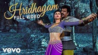 Vikramasimha - Hridhayam Video | A.R. Rahman | Rajinikanth, Deepika