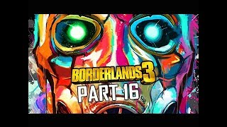 BORDERLANDS 3 Walkthrough Gameplay Part 16 - Space Laser Tag (Let's Play Commentary)